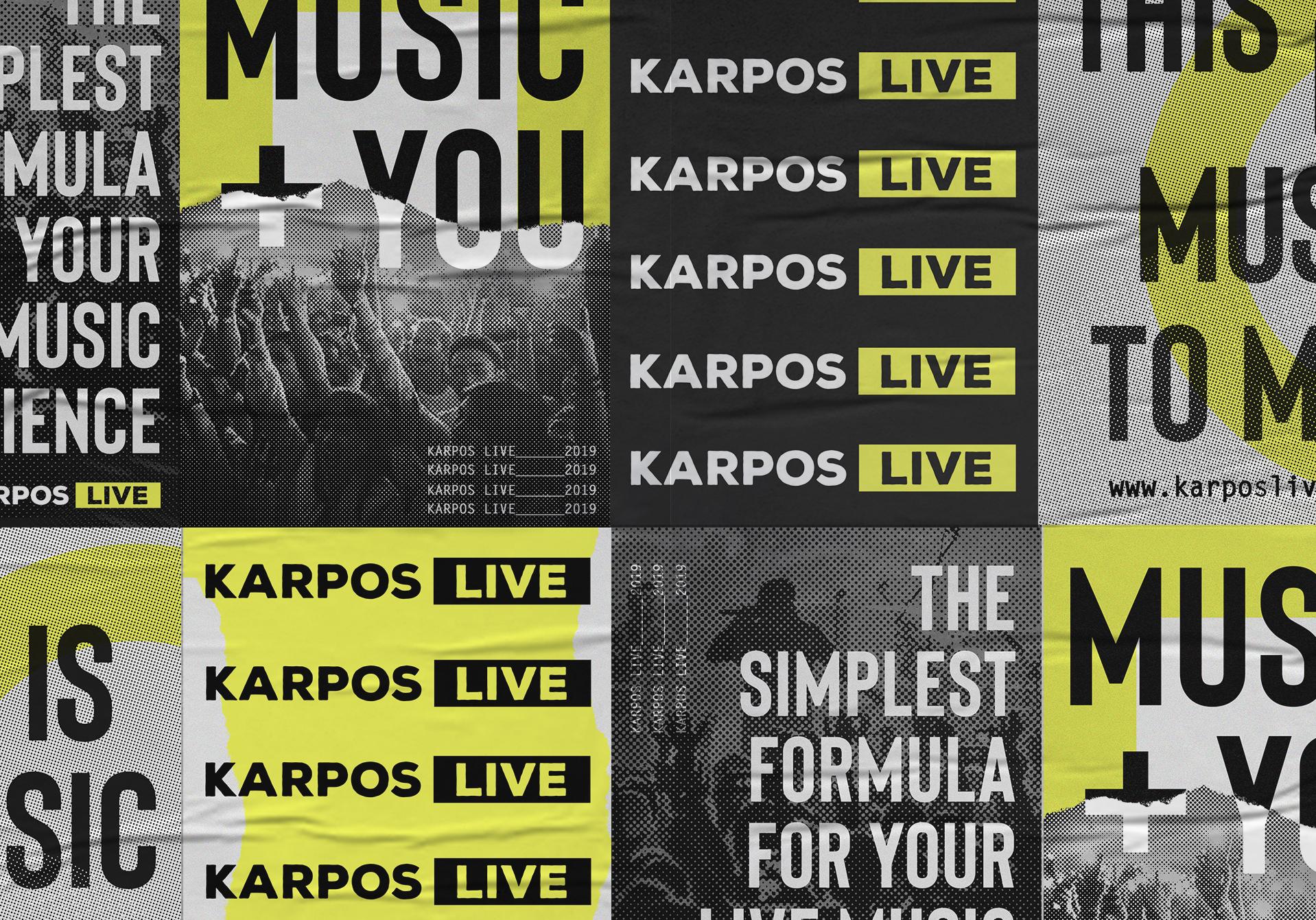Karpos Live – Music + You